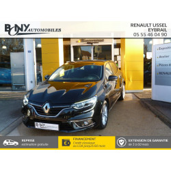 MEGANE IV BERLINE BUSINESS Mégane IV Berline dCi 110 Energy Business