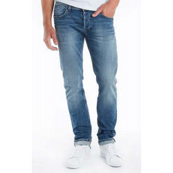pantalon jean reg Teddy smith homme