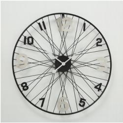 "Horloge roue de vélo ""Spike"""