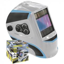 GYS Masque soudeur LCD ERGOTECH 5-9/9-13 SILVER
