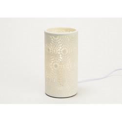 """Lampe d'ambiance en porcelaine """"Marguerite"""""""