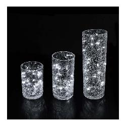 Vase Trio led