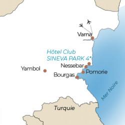 BULGARIE, CARREFOUR DES CIVILISATIONS du 09/06 au 16/06/20