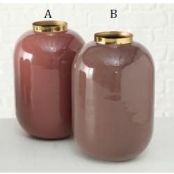 "Vase en métal ""Vilana"""