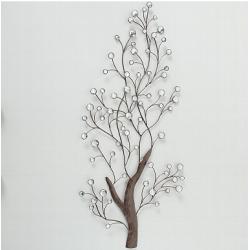 """Déco murale """"Arbre hivernal"""""""