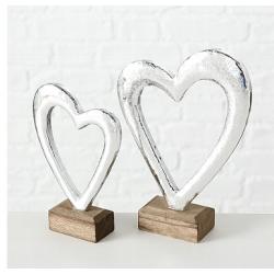 """Statuette cœur à poser """"Marella"""""""