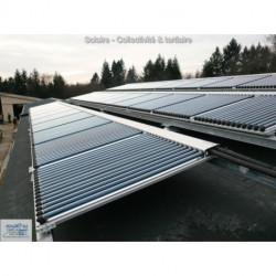 Installations de chauffe-eau solaire