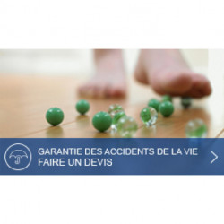 Garantie des accidents de la vie - Allianz