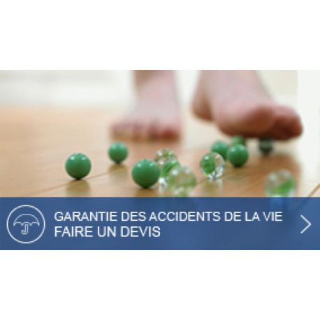 Garantie des accidents de la vie - Allianz
