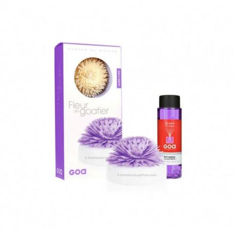 Coffret parfum d'ambiance Fleur de Goatier - Christen Jasmin Ylang