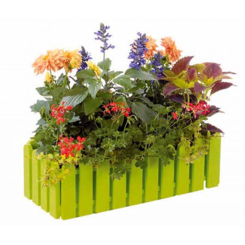 jardini re barri re en pvc garantie ext rieur achetez en. Black Bedroom Furniture Sets. Home Design Ideas