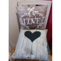 Coussin Coeur / Love