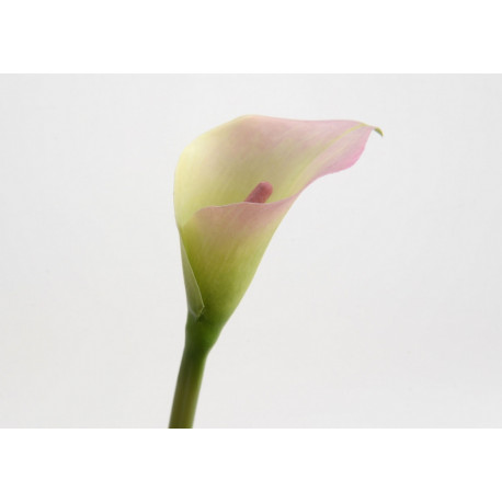 Arum calla lily artificiel h47