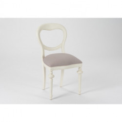 Chaise perle