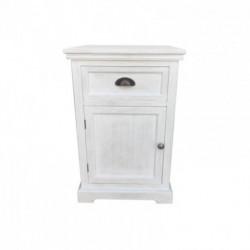 Petit meuble une porteet un tiroir FLANELLE