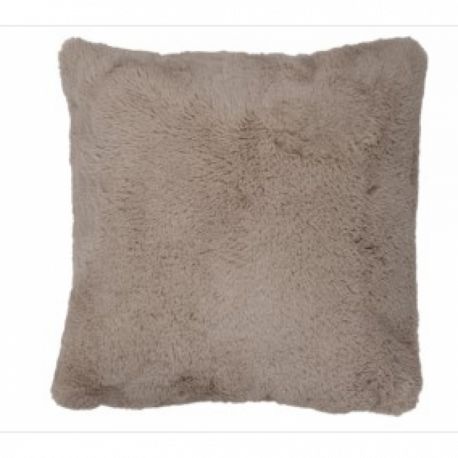 COUSSIN POLYESTER TAUPE