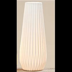 Lampe d'ambiance en porcelain l H38 cm