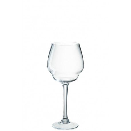 Coupe Ria Verre Transparent Small