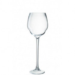 Coupe Ria Verre Transparent Large