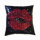 Coussin glamour