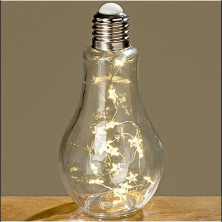 Ampoule LED décorative petite étoiles