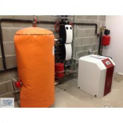 Installations de pompe à chaleur géothermie et aérothermie