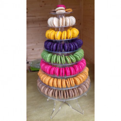 Pyramide 250 Macarons sucrés