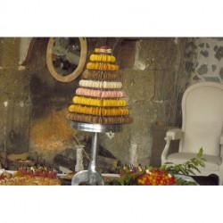 Pyramide 250 Macarons salés
