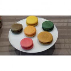 Macarons sucrés XXL