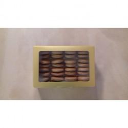 Boîte de 16 Macarons Salés