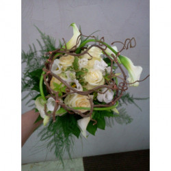 Bouquet de mariée Liane