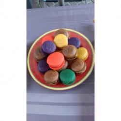 Macarons sucrés moyens