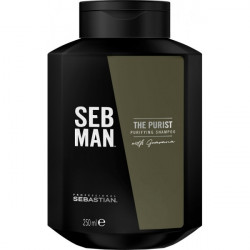 SEB MAN The Purist shampooing purifiant 250 ml